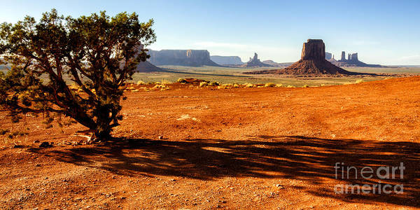 Photograph - Monument Valley  by Thomas R Fletcher