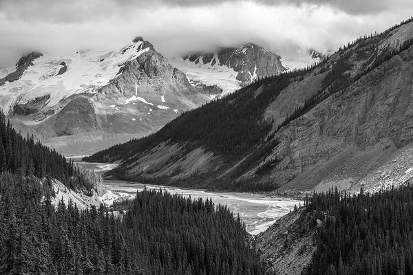 Photograph - Moody Mountains by Kristopher Schoenleber