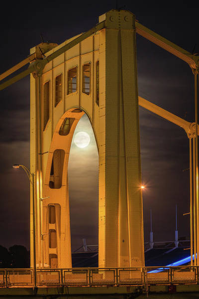 Photograph - Arch Of Clemente  by Emmanuel Panagiotakis