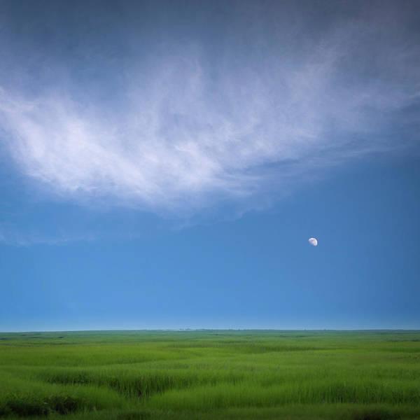 Photograph - Moonrise by John Whitmarsh