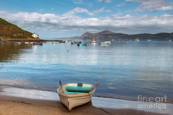 Moor Photograph - Morfa Nefyn Bay by Adrian Evans
