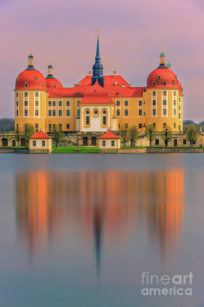 Moritzburg Castle - Germany Art Print