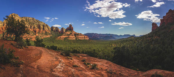 Photograph - Mormon Canyon Panorama by Andy Konieczny