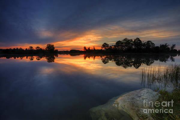 Wall Art - Photograph - Morning Calm by Rick Mann