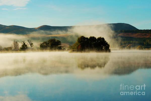 Wall Art - Photograph - Morning Fog by Mike Dawson