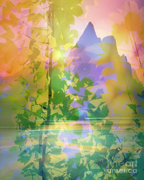 Digital Art - Morning Glory by Edmund Nagele