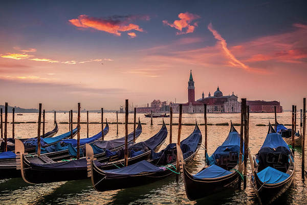 Wall Art - Photograph - Morning Over St. Mark's by Andrew Soundarajan