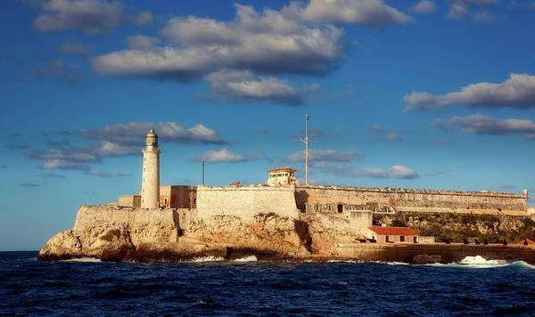 Wall Art - Photograph - Morro Castle by Mountain Dreams