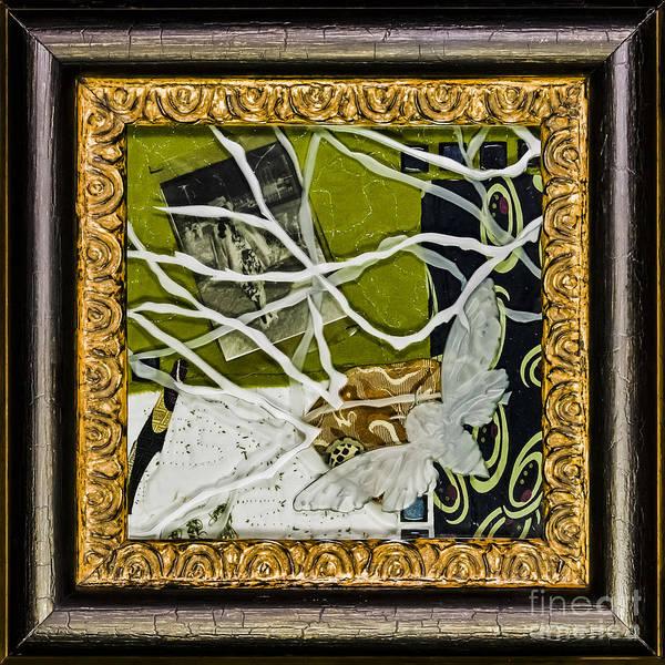 Glass Art - Remembrance I by Alone Larsen