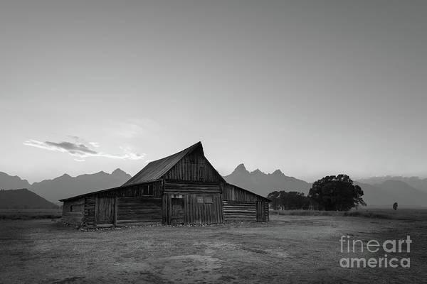 Mv Photograph - Moulton Ranch Sunset At Mormon Row  by Michael Ver Sprill