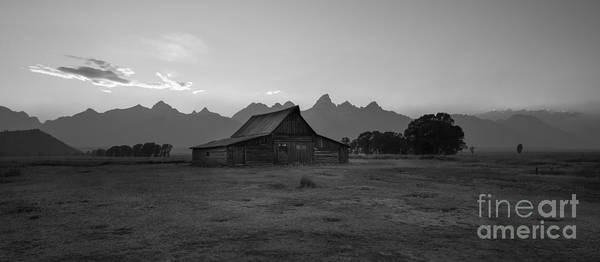 Wall Art - Photograph - Moulton Ranch Sunset On Mormon Row by Michael Ver Sprill