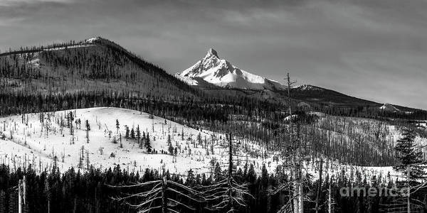 Wall Art - Photograph - Mount Washington Baclk And White by Twenty Two North Photography
