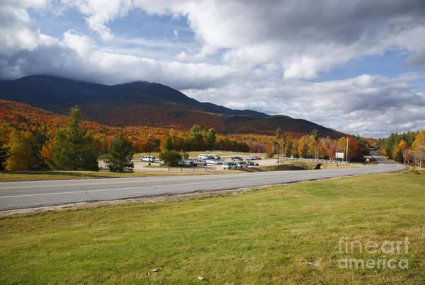 Photograph - Mount Washington Valley - Gorham New Hampshire Usa by Erin Paul Donovan