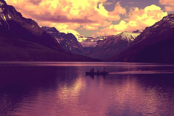 Photograph - Mountain Lake by Artistic Panda