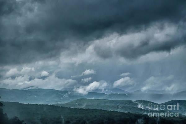 Photograph - Mountain Storm by Thomas R Fletcher