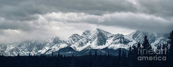 Wall Art - Photograph - Mountainscape by Evelina Kremsdorf