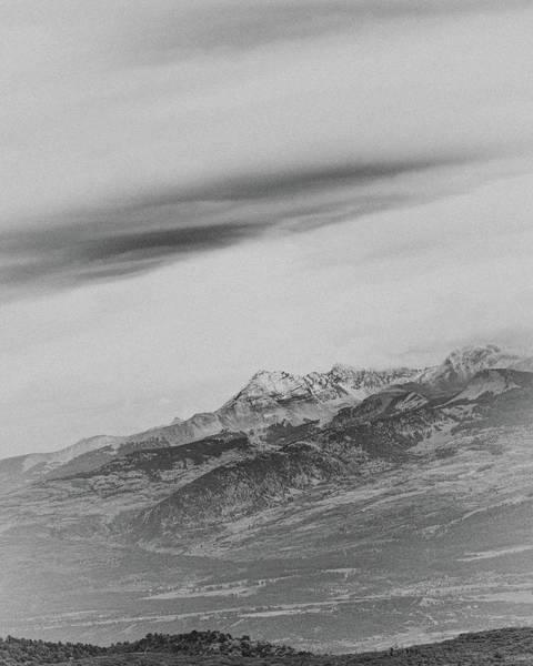 Wall Art - Photograph - Mt Hesperus by Joseph Smith