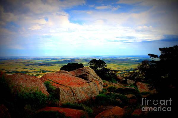 Wall Art - Photograph - Mt. Scott Rocky View by Eric Irion