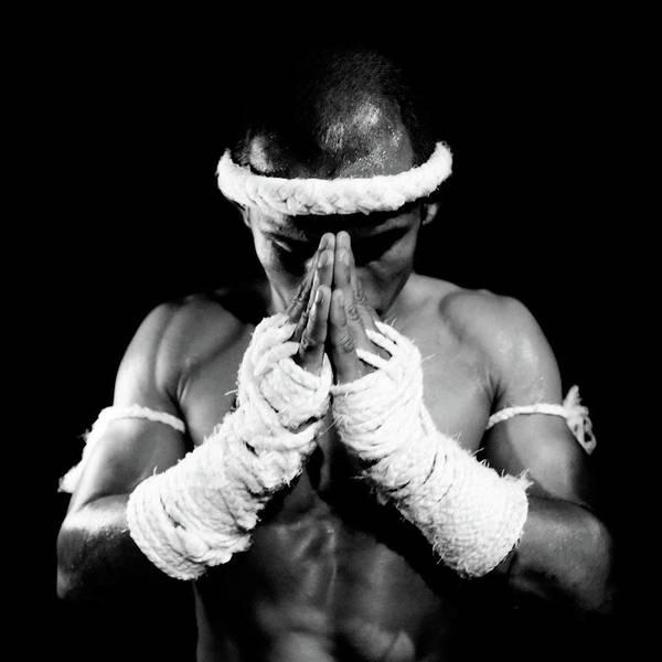 Kickboxing Photograph - Muay Thai  by Neoklis Kainantidis