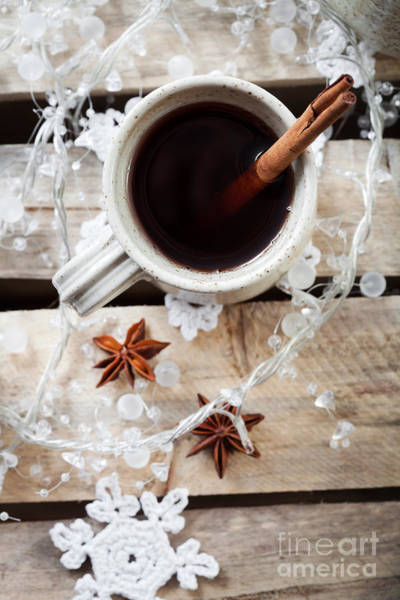 Wall Art - Photograph - Mulled Wine by Kati Finell