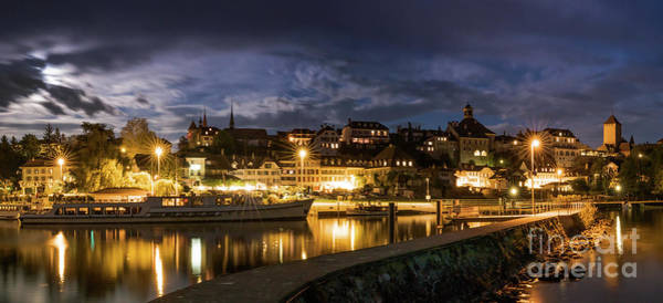 City Scape Photograph - Murten by DiFigiano Photography