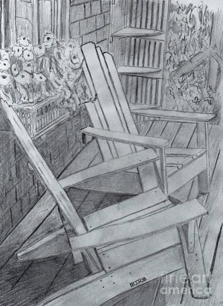 Mustard Mill  Art Print