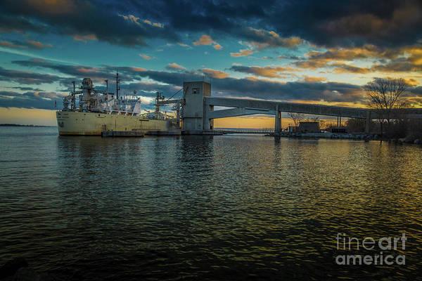 Photograph - Mv English River by Roger Monahan