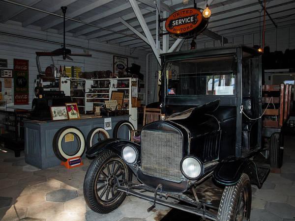 Photograph - My Garage by Randy Sylvia