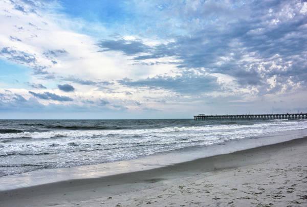 Wall Art - Photograph - Myrtle Beach - South Carolina by Brendan Reals