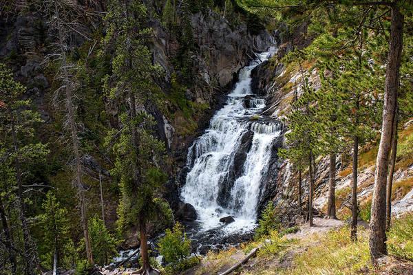 Photograph - Mystic Falls by Alex Galkin
