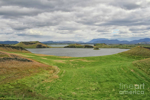 Wall Art - Photograph - Myvatn by Patricia Hofmeester