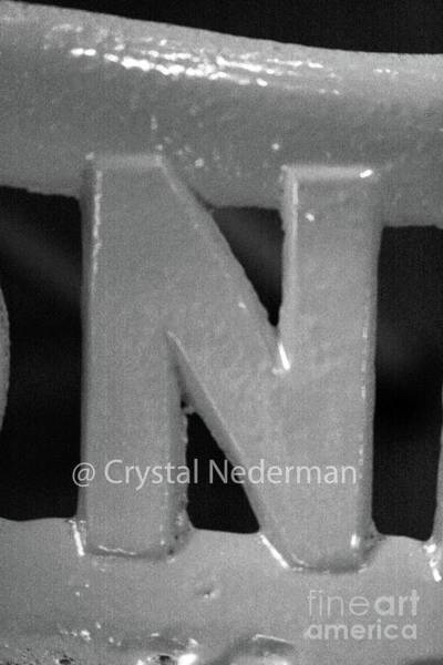 Photograph - N-6 by Crystal Nederman