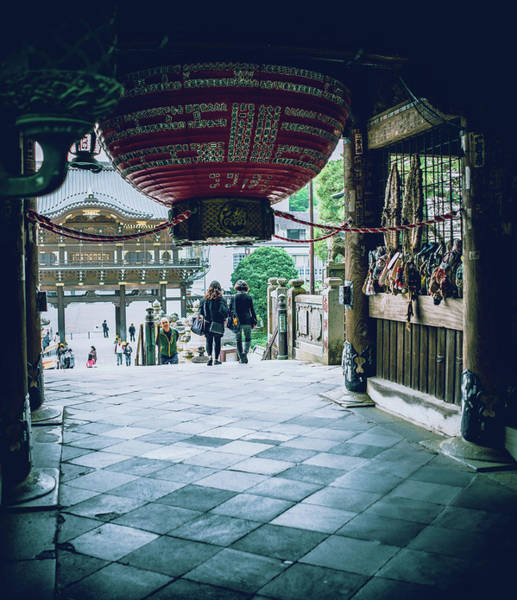 Photograph - Naritasan Temple by Nisah Cheatham
