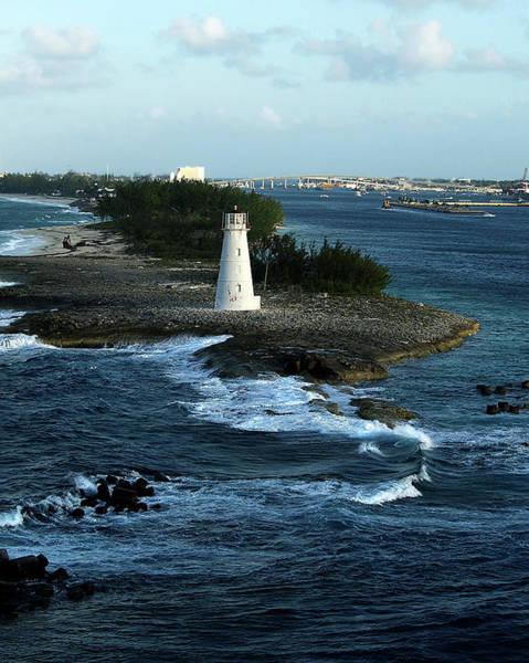 Photograph - Nassau Light by Gordon Engebretson