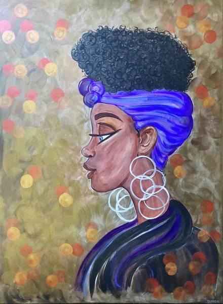 Fantasy Painting - Natural Magic by Art By Naturallic