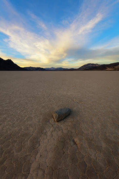 Playa Photograph - Natures Pace by Mike Lang