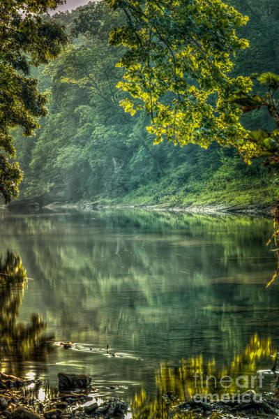 Photograph - Natures Window by Larry McMahon