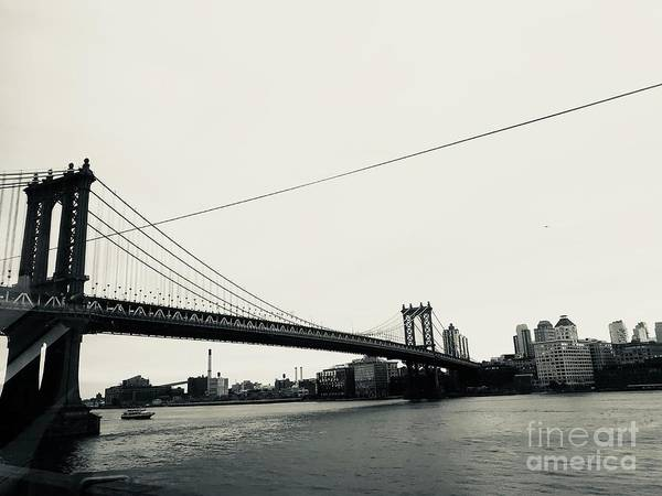 Photograph - New York I by Robin Maria Pedrero
