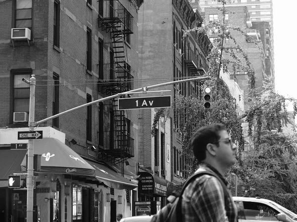 Photograph - New York Street Photography 58 by Frank Romeo
