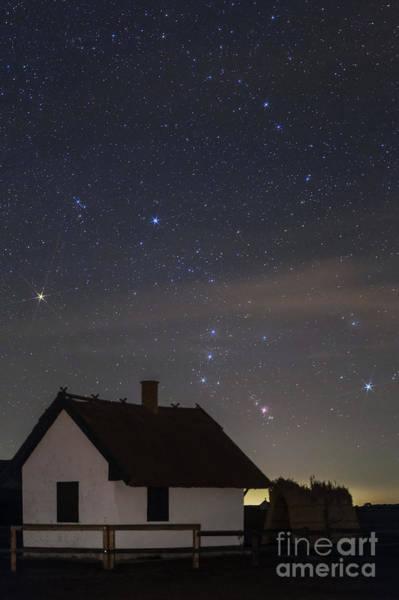 Wall Art - Photograph - Night Sky, Hortobagy Np, Hungary by Babak Tafreshi