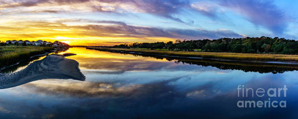 Photograph - North Myrtle Beach Sunset by David Smith