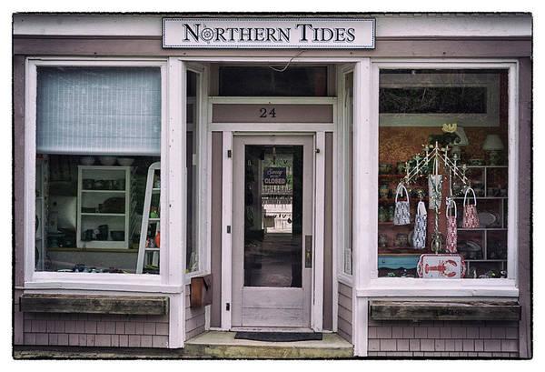 Wall Art - Photograph - Northern Tides by Robert Fawcett