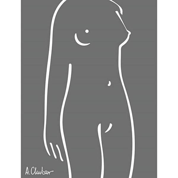 Art Nude Wall Art - Photograph - Nude By Alexander Chubar  #art #nude by Alexander Chubar