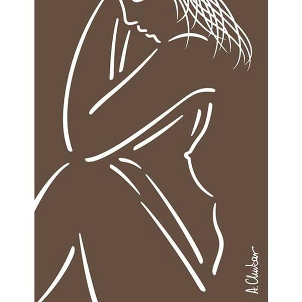 Art Nude Wall Art - Photograph - Nude By Alexander Chubar  #nude #art by Alexander Chubar