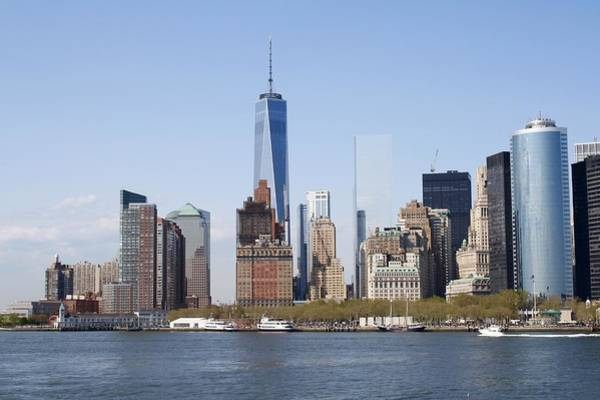 Photograph - Nyc Skyline by Flavia Westerwelle