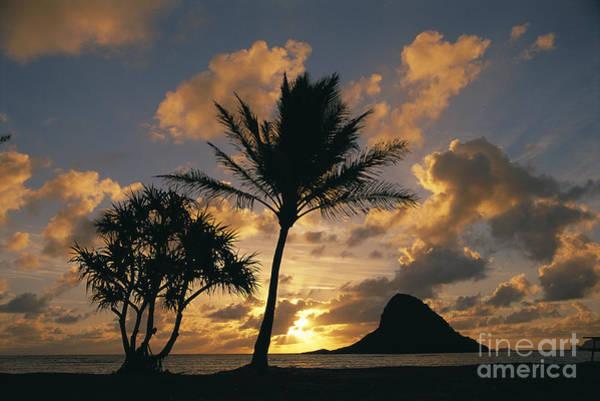 Mokolii Photograph - Oahu, Mokolii Island by Greg Vaughn - Printscapes