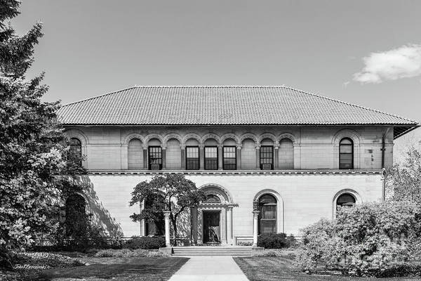 Photograph - Oberlin College Cox Administration Building by University Icons