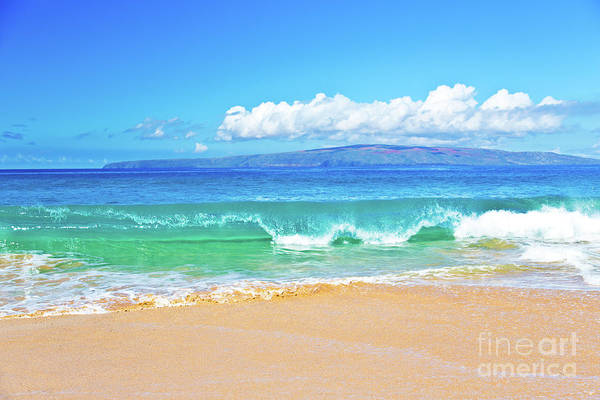 Wall Art - Photograph - Ocean Surf In Maui Hawaii by ELITE IMAGE photography By Chad McDermott