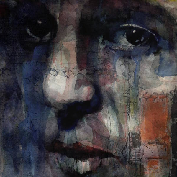 Wall Art - Painting - Oh Darling  by Paul Lovering