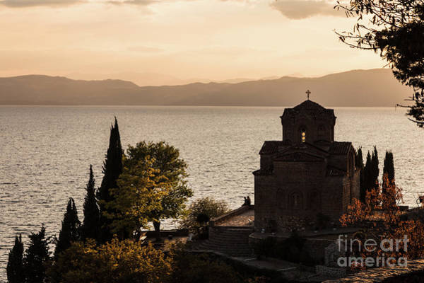 Photograph - Ohrid Church In Macedonia by Didier Marti